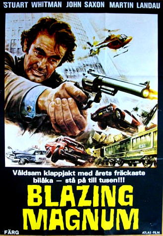 Robotgeek 39 s cult cinema review blazing magnum for Living together in empty room ep 10