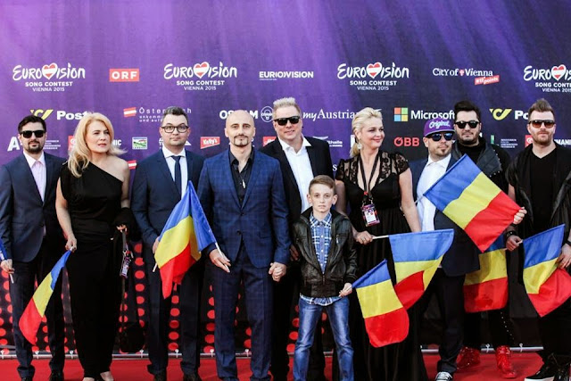 VIDEO trupa Voltaj Eurovision 2015 semifinala 19 mai 2015 Viena YOUTUBE OFFICIAL TVR LIVE VIDEO Voltaj De la capat All over again Vienna 2015 formatia Voltaj s-a calificat in finala eurovision song contest 2015 a ajuns in finala Voltaj Viena 2015 VIDEO direct live tvr
