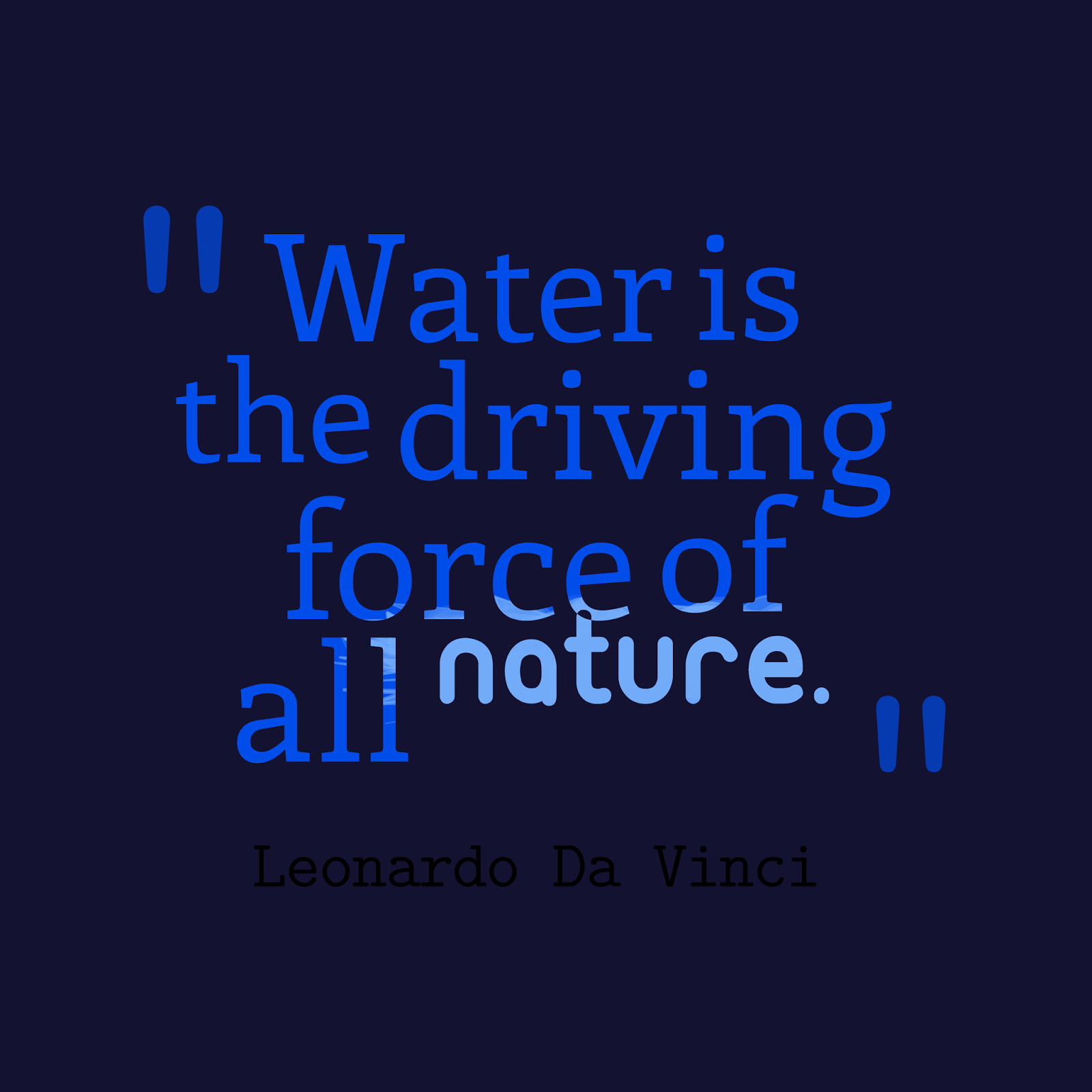 Best save water quotes find quotes beautiful photos for Rainwater harvesting quotes