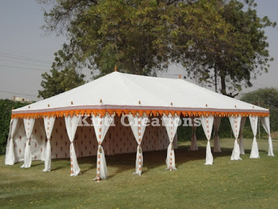 Commercial Party Tent