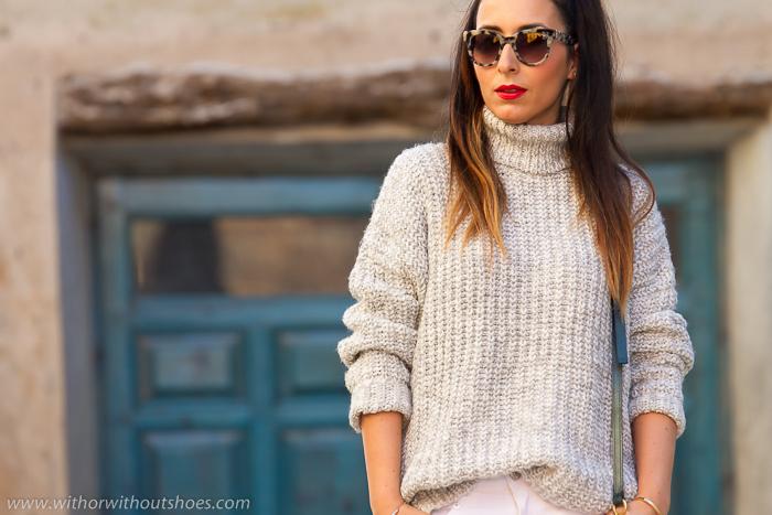 Blogger de moda de Valencia look día de rebajas