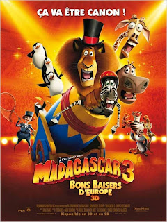 Watch Movie Madagascar 3, Bons Baisers D'Europe (2012)