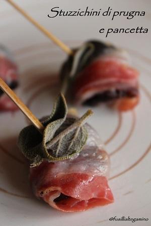 Uno sfizio dolce-salato