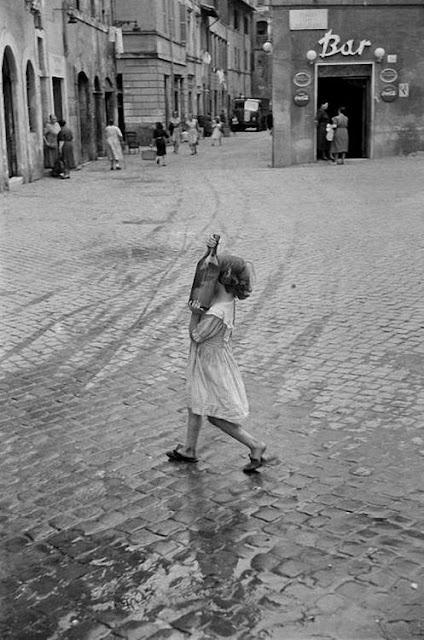 Старинные фото Рима