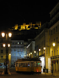 Een stukje Lissabon by night