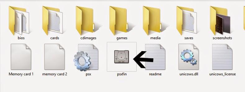 emulador de playstation one para pc: