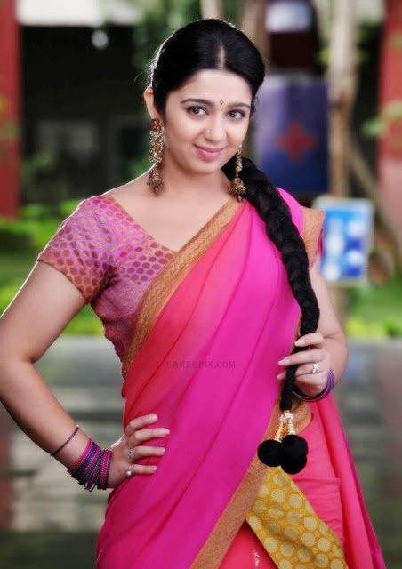 Charmi_kaur_half_saree_photo
