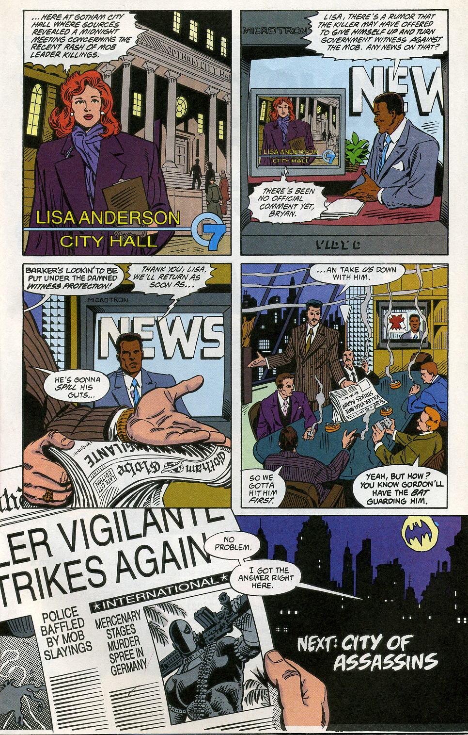Deathstroke (1991) Issue #5 #10 - English 31