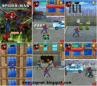 spiderman toxit city hd game