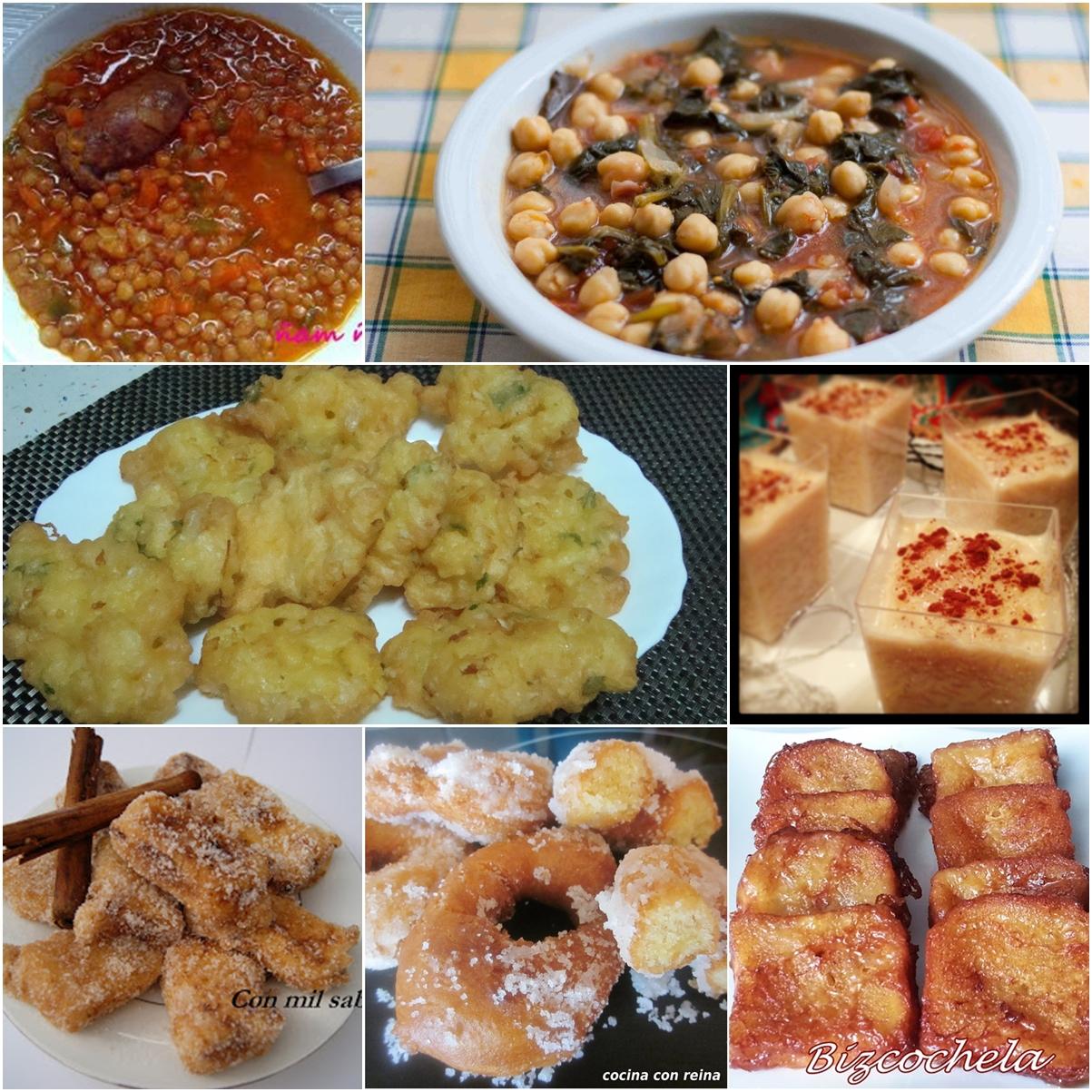 Platos t picos de semana santa recetas de cocina for Platos de semana santa