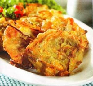 Resep Bakwan Sayuran