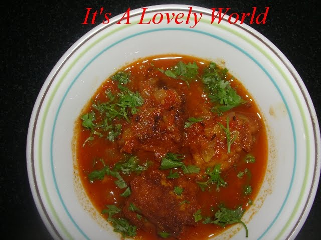 Yellow Pumpkin Kofta Curry | Pleasing My Palate