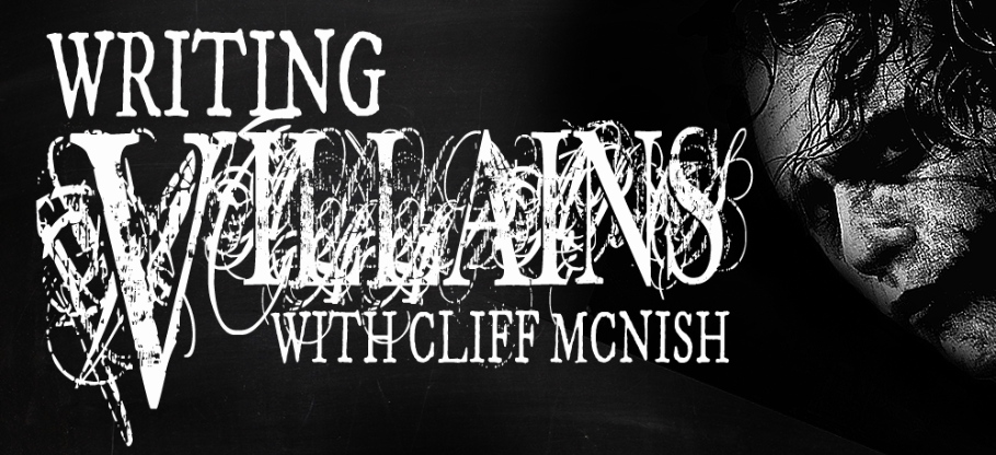 Writing Villains with Cliff McNish