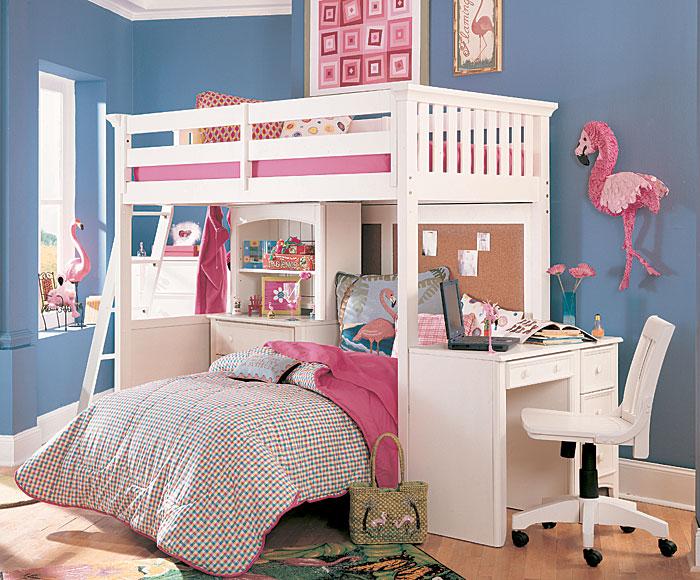Decora el hogar fotos cuartos para ni as for Cuartos para ninas 2 anos