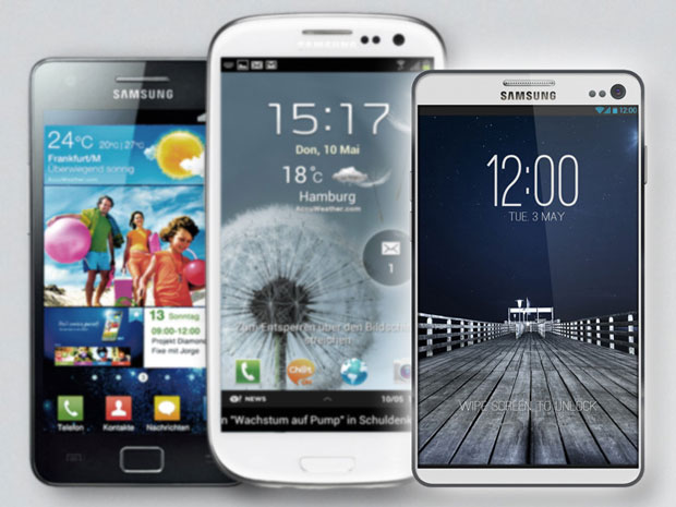 هاتف سامسونج جالاكسي إس Samsung Galaxy S 4