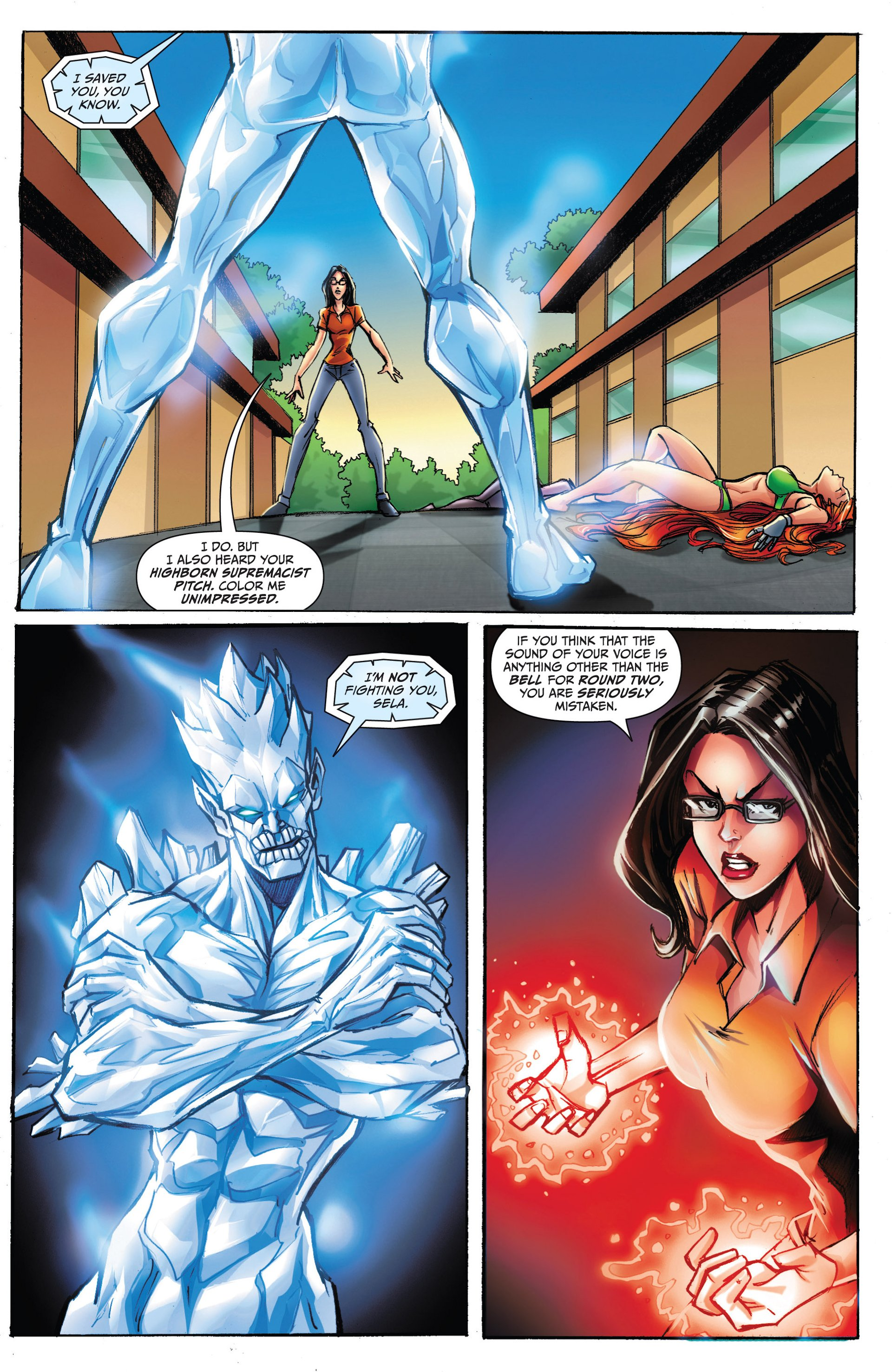 Grimm Fairy Tales (2005) Issue #90 #93 - English 16
