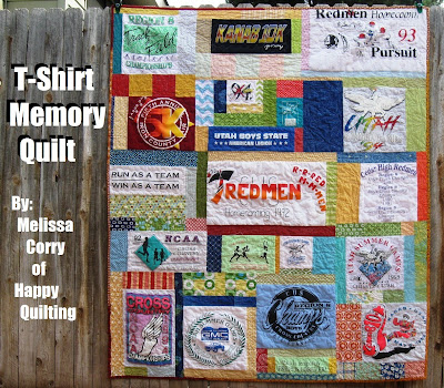 Happy Quilting: T-Shirt Quilt Kit Winners : t shirt quilt kit - Adamdwight.com