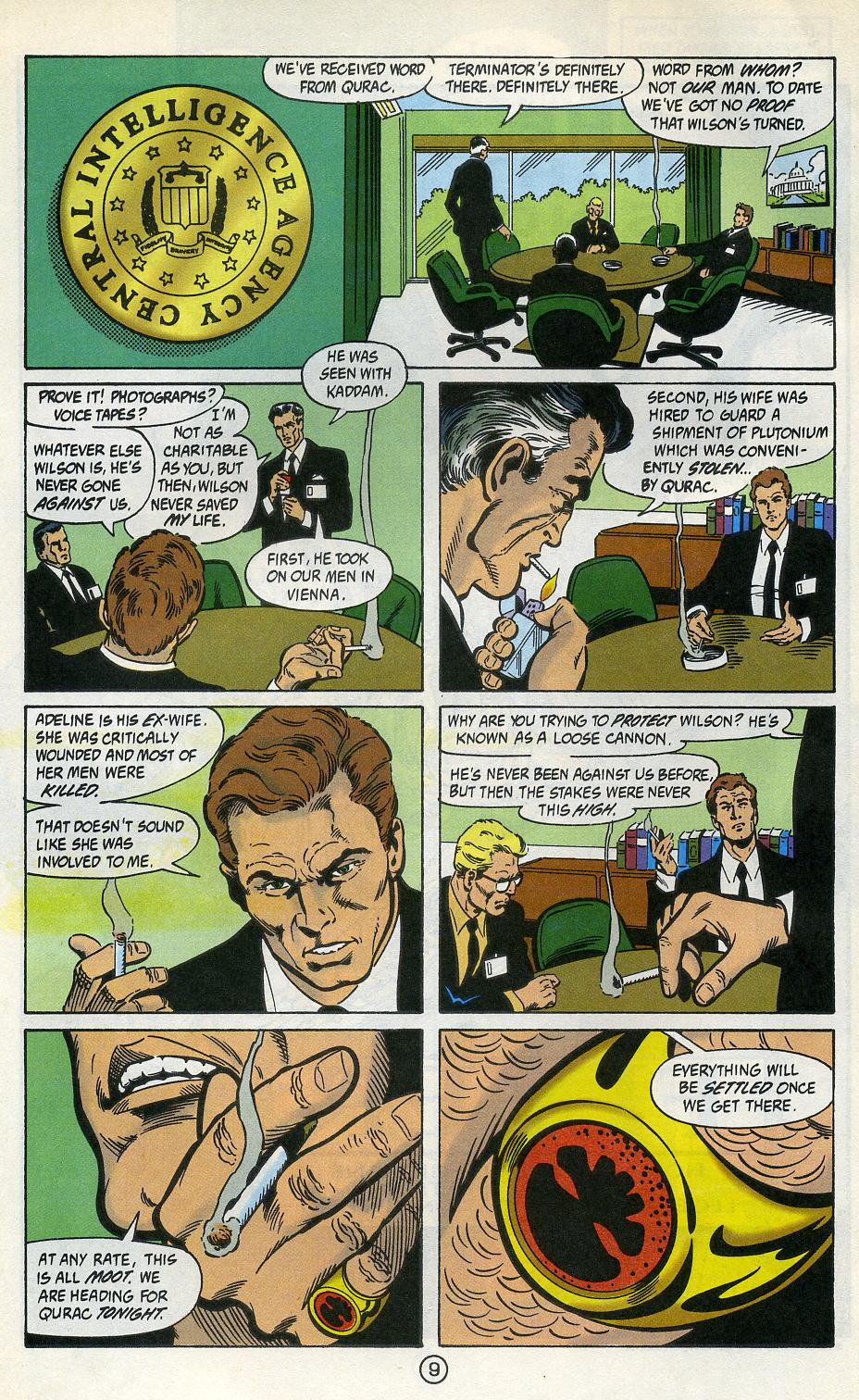 Deathstroke (1991) Issue #3 #8 - English 12