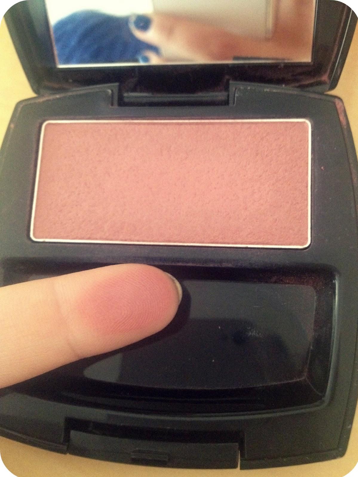 Jadelouise: Avon blush comparison