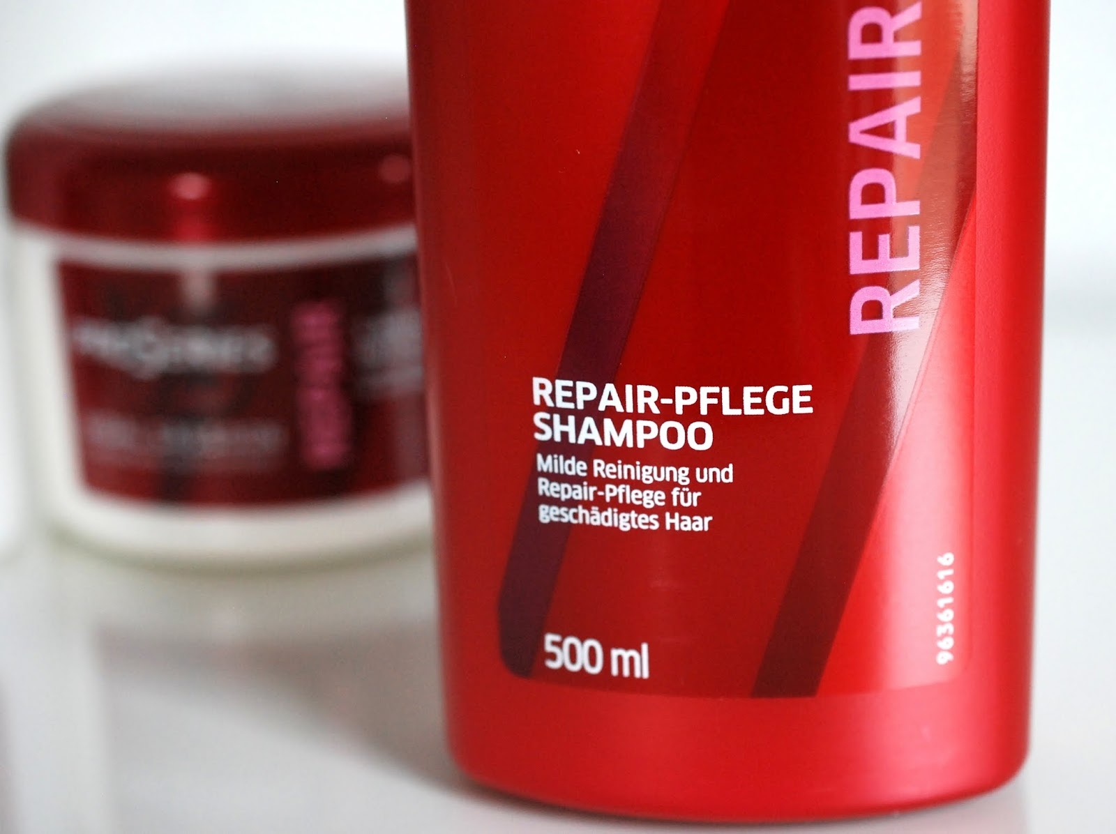 Vidal Sassoon Pro Series Repair-Pflege Shampoo Review