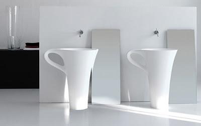 10 Desain Wastafel Modern 11