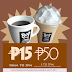 Bo's Coffee 15 and 50 Promo