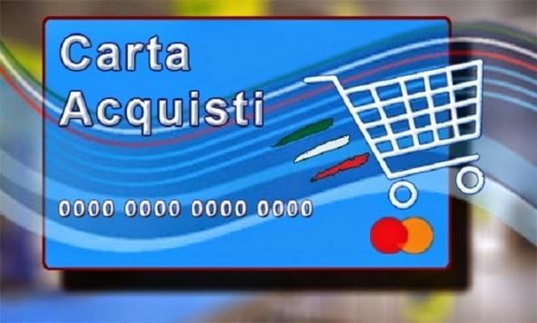 nuova social card 2014