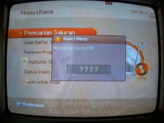 password menu orange tv