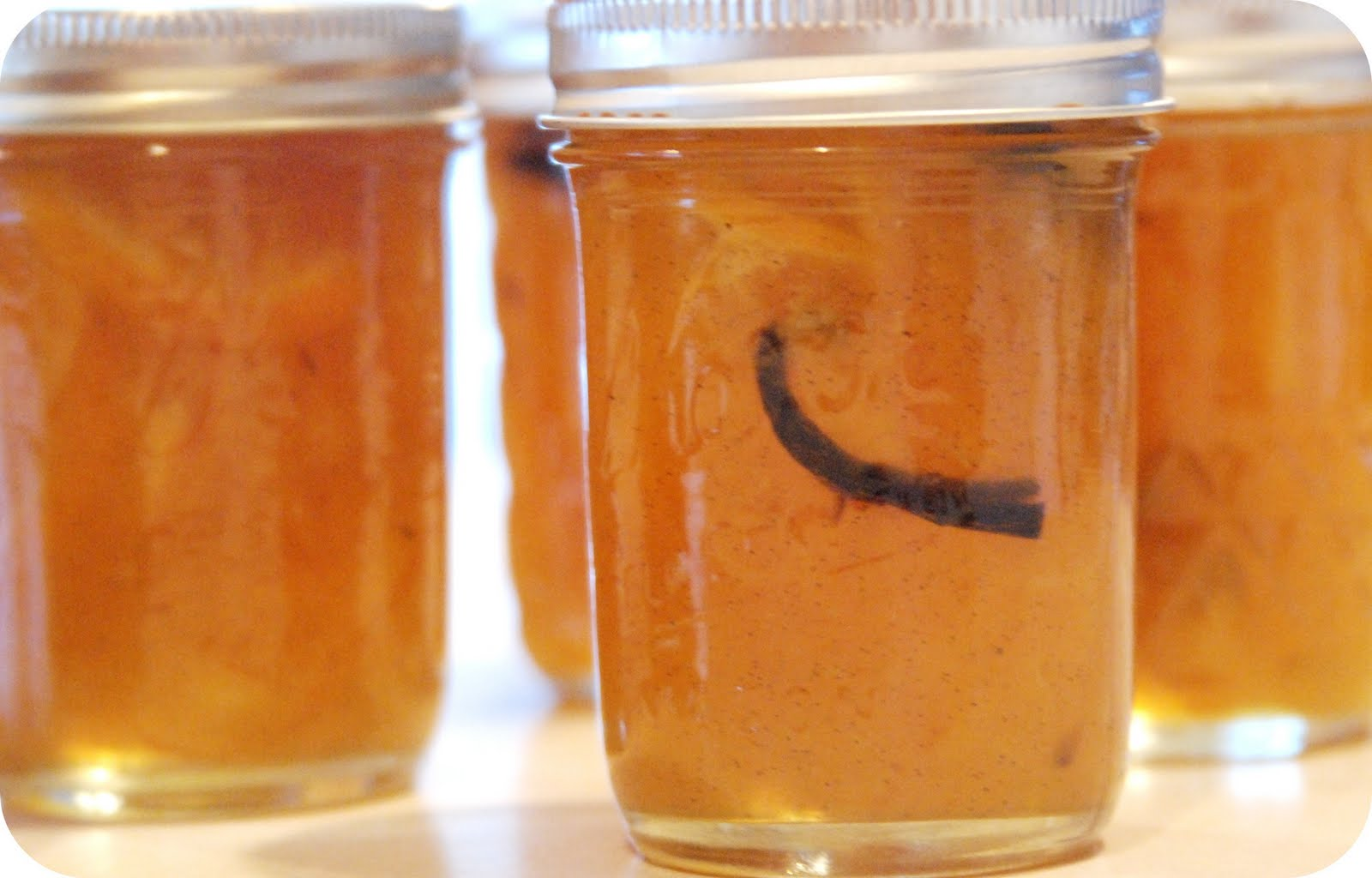 ... Serenity: Putting Food By - Meyer Lemon Marmalade with Vanilla Bean