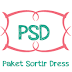 Bal Segel : Paket Sortir Dress