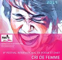 En Mars 2019, Cri de Femme qui, en mars 2019, aura comme slogan «Je crie pour moi»