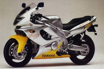 Yamaha YZF 600R Thunder wallpaper