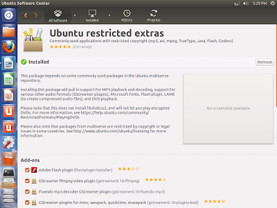 Ubuntu Restricted Extras -ITTWIST