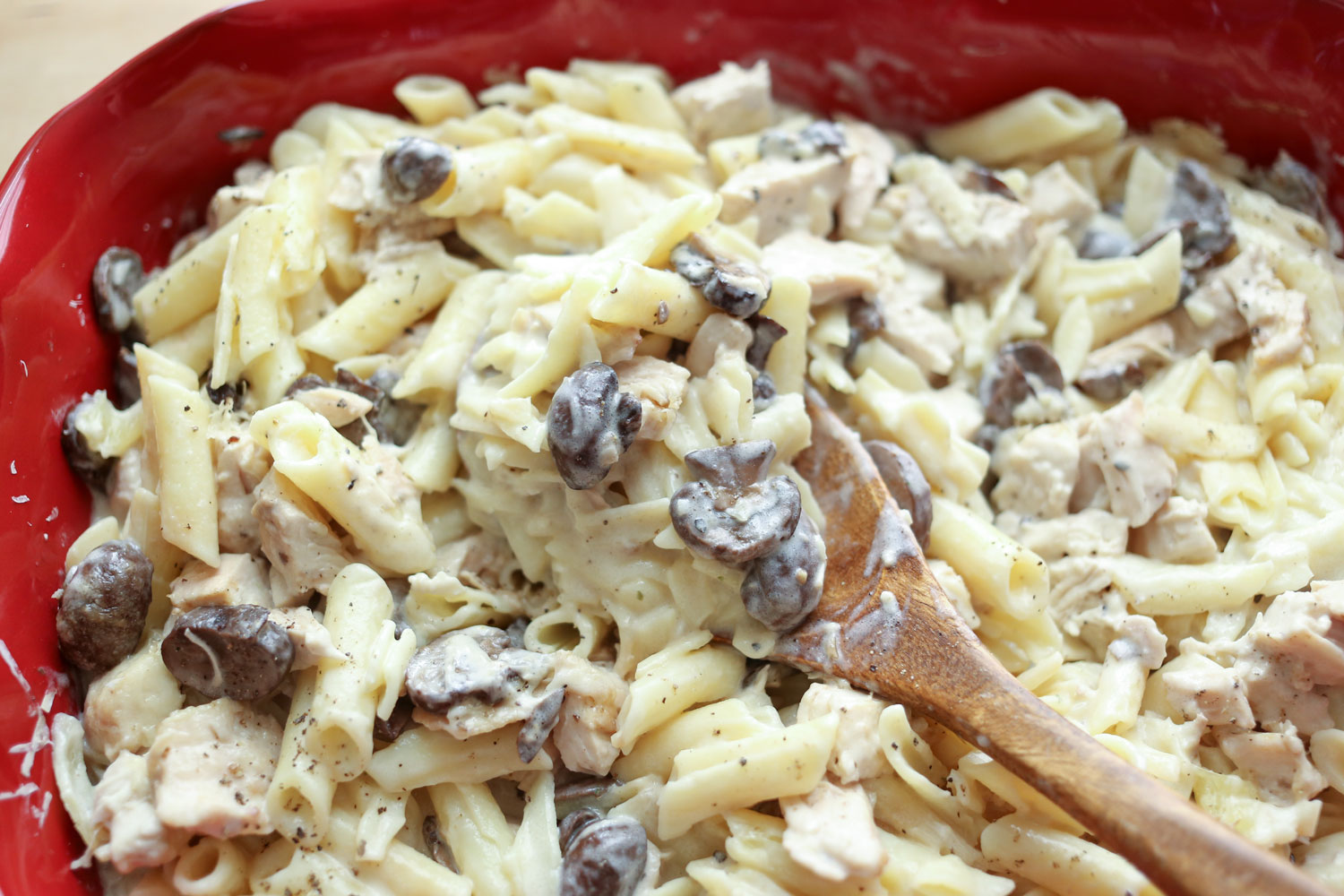 The BEST Chicken Tetrazzini {traditional and gluten free recipes ...