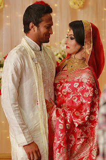 Sakib-Al-Hsana Wedding Photo