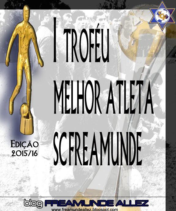 Troféu Melhor Atleta 2015/16