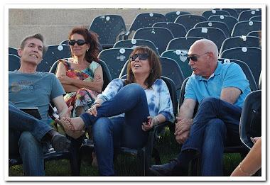 בהמתנה נינוחה לבאלנס הקולי להופעה בנהלל 2011