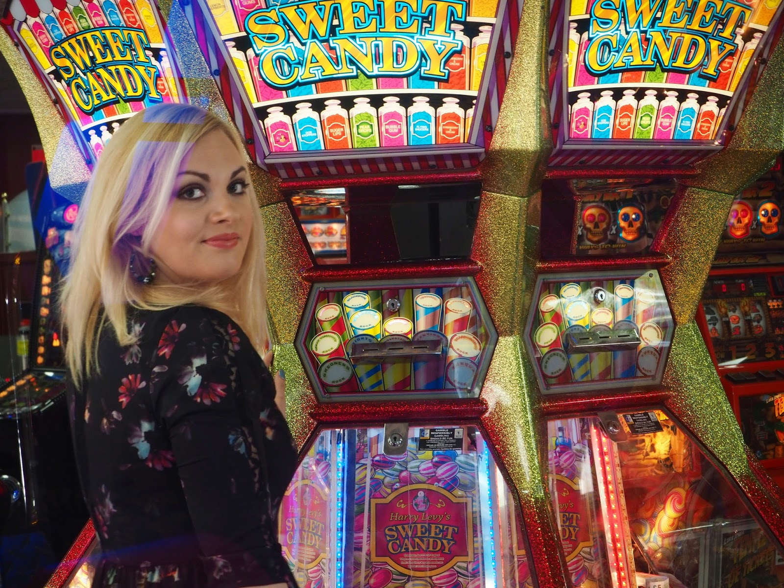 Arcade Day: Outfit | Katie Kirk Loves