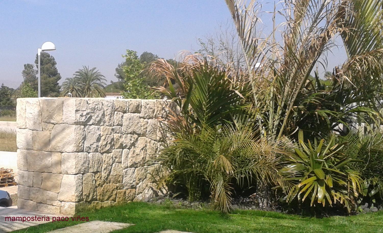 Mamposteria paco vi es piedra para jardin - Piedra para jardineria ...