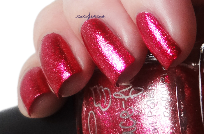 xoxoJen's swatch of Grace-full Stop the Show