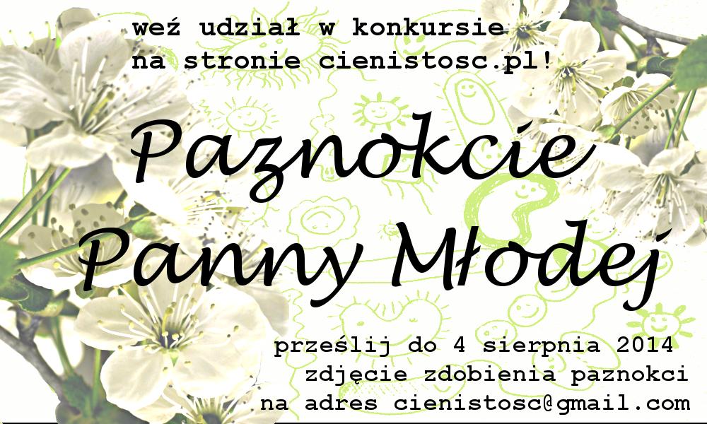 WYNIKI konkursu 'Paznokcie Panny Mlodej'