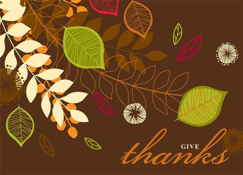 Beautiful Thanksgiving Cards For Business Sayings