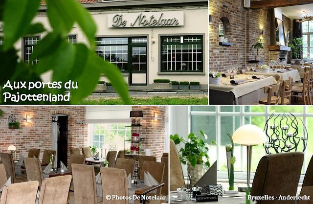 """FRUIT TIME - Aux portes du Pajottenland - Restaurant """"De Notelaar"""" - Bruxelles-Bruxellons"""