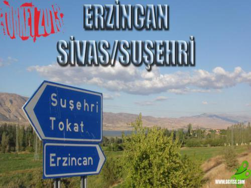 2013/09/03 Turkey2013 49. Gün (Erzincan - Sivas/Suşehri)
