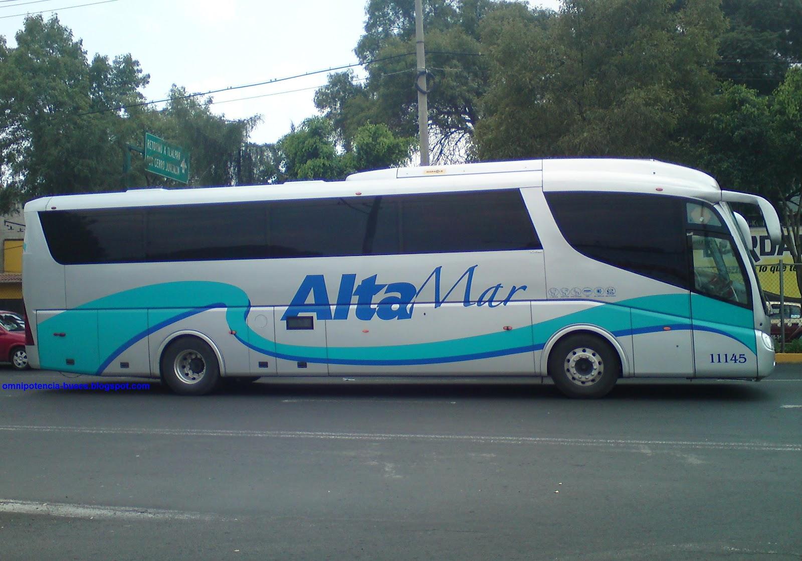 En los autobuses de circuito interior df