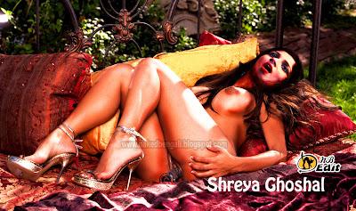 Shreya Ghoshal Exclusive Naked Sex Photo