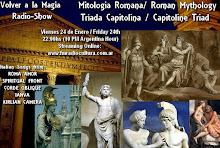 Mitologia Romana: Triada Capitolina - Especial Musica de Italia