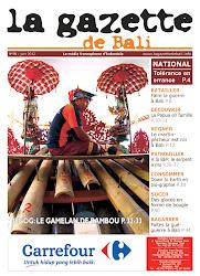 La Gazette de Bali juin 2012