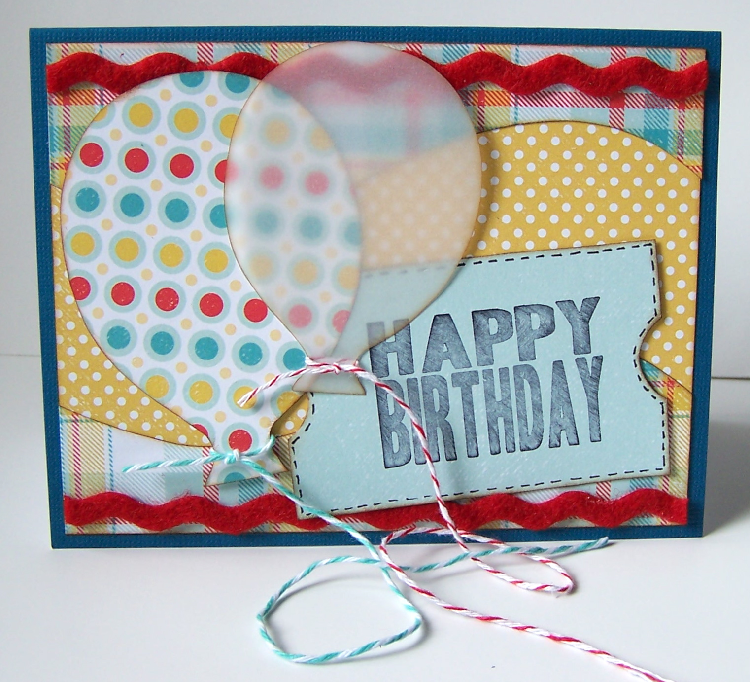 Homemade Birthday Cards for boys – Birthday Card for Boy