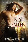 ON SALE NOW: Rise of the Fallen - AKM, book one